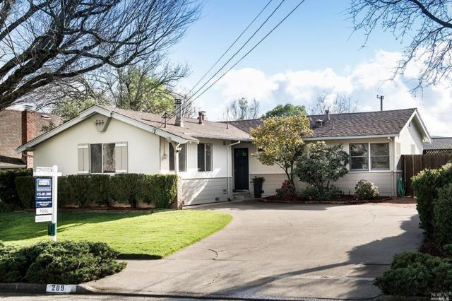 209 Blackstone Drive, San Rafael, CA 94903 (#21806349) :: RE/MAX GOLD