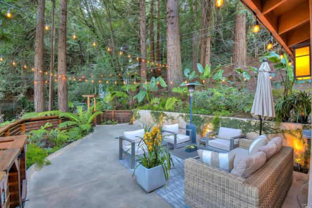 106 Summit Drive, Corte Madera, CA 94925 (#21807242) :: Ben Kinney Real Estate Team