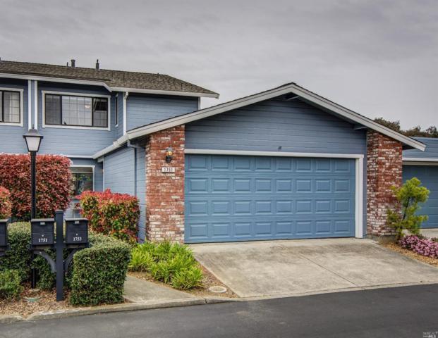 1751 Devonshire Drive, Benicia, CA 94510 (#21807916) :: Ben Kinney Real Estate Team