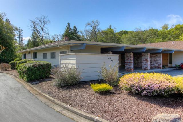 411 Meadowgreen Drive, Santa Rosa, CA 95409 (#21808244) :: W Real Estate | Luxury Team
