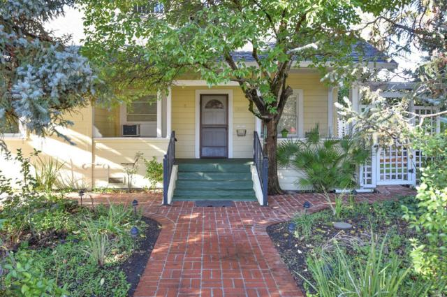 1443 Second Street, Calistoga, CA 94515 (#21808356) :: W Real Estate | Luxury Team