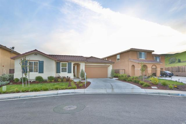5309 Fields Court, Fairfield, CA 94533 (#21809467) :: Rapisarda Real Estate