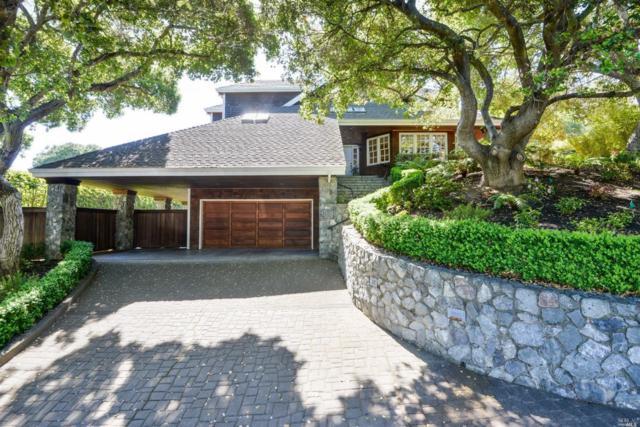 14 Laurel Avenue, Belvedere, CA 94920 (#21810020) :: Ben Kinney Real Estate Team