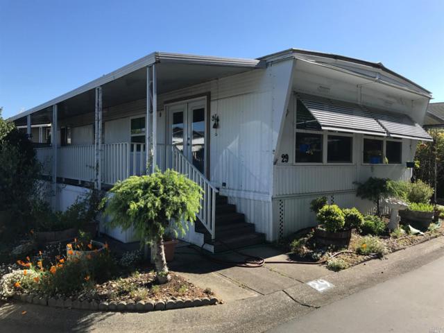 150 Silverado Trail #29, Napa, CA 94559 (#21810292) :: Intero Real Estate Services