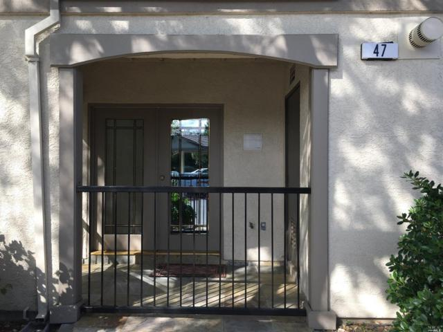 2001 Eastwood Drive #47, Vacaville, CA 95687 (#21810461) :: RE/MAX GOLD