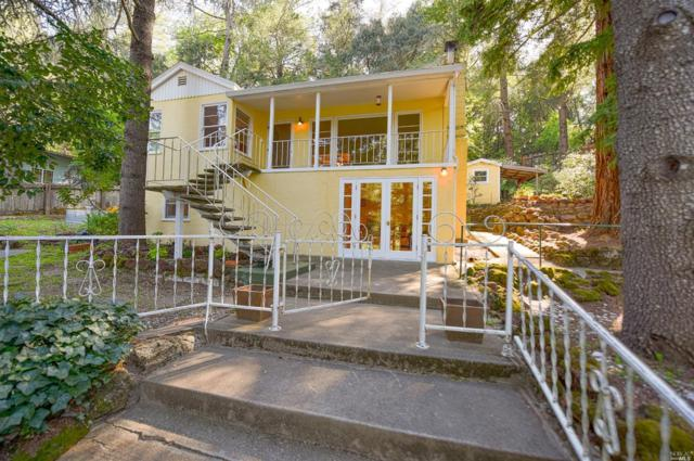 383 Circle Drive, Angwin, CA 94508 (#21810642) :: Rapisarda Real Estate