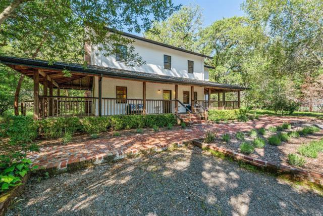 1081 Robertson Road, Glen Ellen, CA 95442 (#21810841) :: RE/MAX GOLD