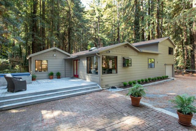 2049 Nicasio Valley Road, Nicasio, CA 94946 (#21810879) :: Rapisarda Real Estate
