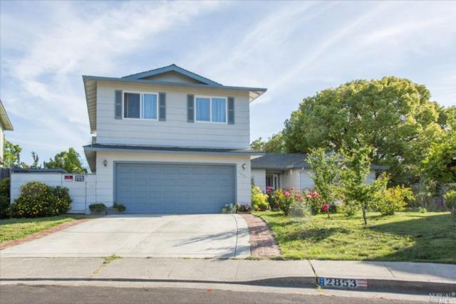 2853 Howe Court, Fairfield, CA 94534 (#21811061) :: RE/MAX GOLD