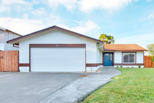 68 Longview Drive, Vacaville, CA 95687 (#21811091) :: Ben Kinney Real Estate Team