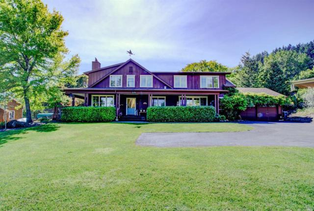 63 Wild Iris Road, San Geronimo, CA 94963 (#21811273) :: Ben Kinney Real Estate Team