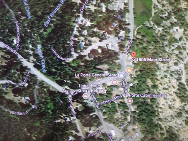 1805 Main Street, La Porte, CA 95981 (#21811668) :: Intero Real Estate Services