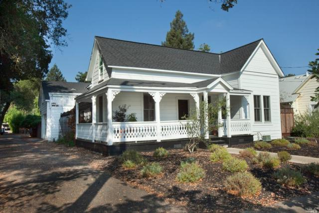 215 2nd Street, Healdsburg, CA 95448 (#21811757) :: Ben Kinney Real Estate Team