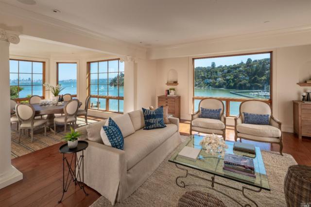 31 Alcatraz Avenue, Belvedere, CA 94920 (#21811890) :: Ben Kinney Real Estate Team