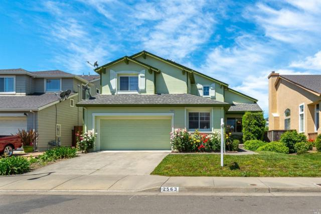 2563 Red River Way, Santa Rosa, CA 95407 (#21811898) :: Rapisarda Real Estate
