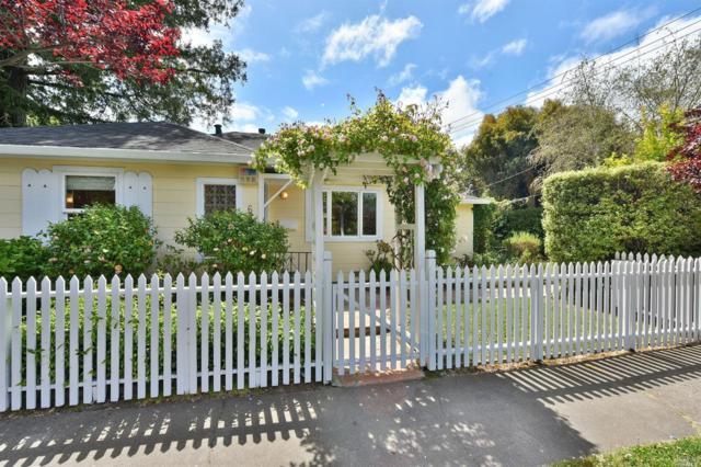 6 Amicita Avenue, Mill Valley, CA 94941 (#21811912) :: Ben Kinney Real Estate Team