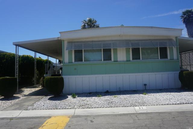 21 Bel Air Circle, Fairfield, CA 94533 (#21811913) :: RE/MAX GOLD