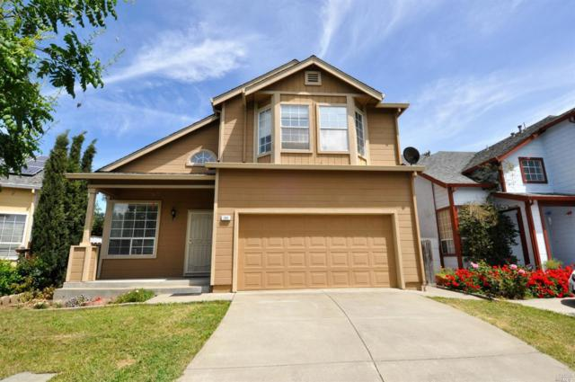 260 Tamarisk Circle, Suisun City, CA 94585 (#21811950) :: Ben Kinney Real Estate Team