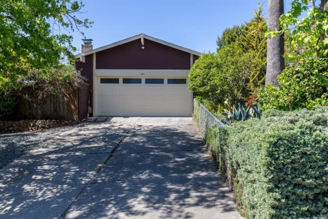 421 N Camino Alto Drive, Vallejo, CA 94590 (#21812233) :: Ben Kinney Real Estate Team