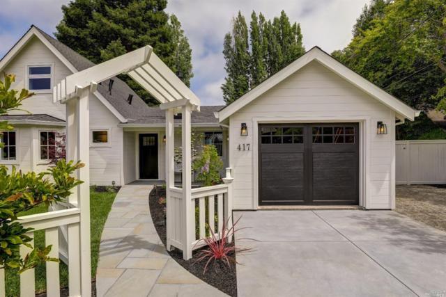 417 Pine Street, Mill Valley, CA 94941 (#21812235) :: Ben Kinney Real Estate Team