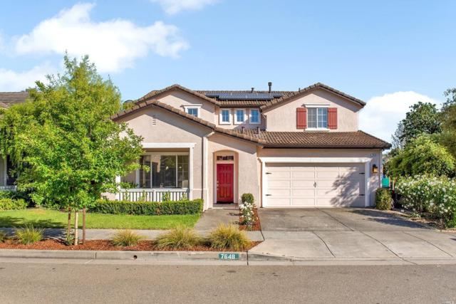 7648 12th Hole Drive, Windsor, CA 95492 (#21812261) :: Ben Kinney Real Estate Team