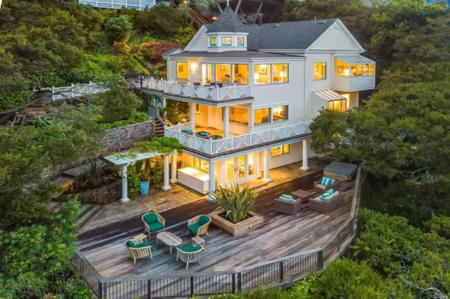 206 Bayview Avenue, Belvedere, CA 94920 (#21812280) :: Rapisarda Real Estate