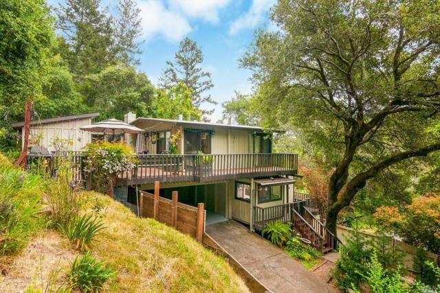 36 Madrone Avenue, Woodacre, CA 94973 (#21812304) :: Ben Kinney Real Estate Team