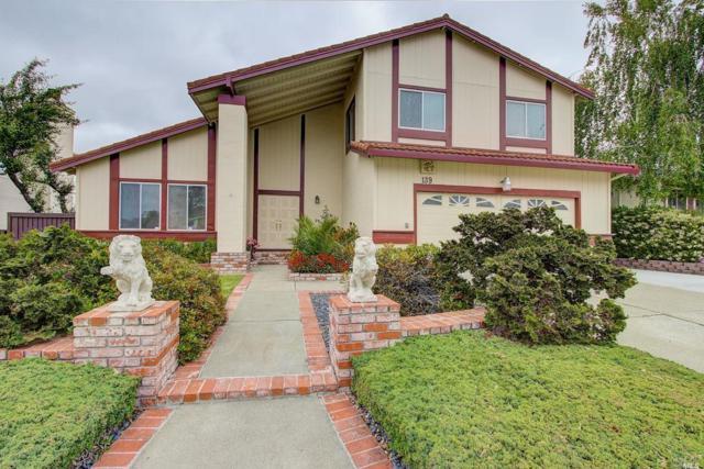 139 Manzanita Place, Hercules, CA 94547 (#21812305) :: Ben Kinney Real Estate Team