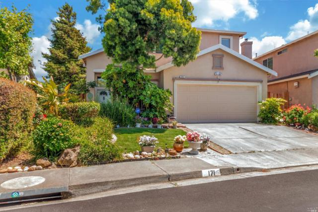 171 Suncliff Place, Vallejo, CA 94591 (#21812425) :: Rapisarda Real Estate