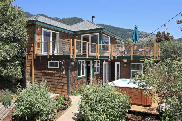 131 Buena Vista Avenue, Stinson Beach, CA 94970 (#21812444) :: Rapisarda Real Estate