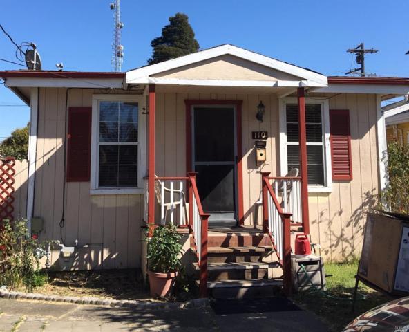 110 Glenn Street, Vallejo, CA 94590 (#21812451) :: Ben Kinney Real Estate Team
