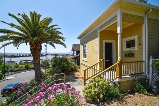 112 Kentucky Street, Vallejo, CA 94590 (#21812463) :: Ben Kinney Real Estate Team