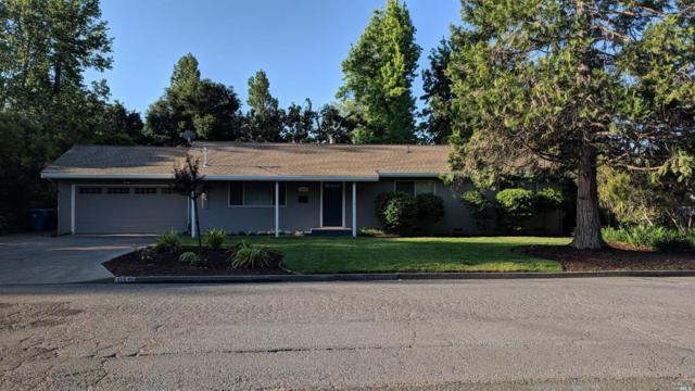 1155 La Homa Drive, Napa, CA 94558 (#21812483) :: Ben Kinney Real Estate Team