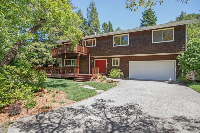 1 Cecil Road, San Geronimo, CA 94963 (#21812486) :: Ben Kinney Real Estate Team