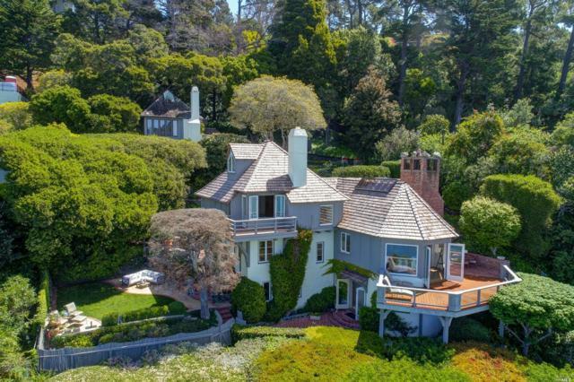 35 Belvedere Avenue, Belvedere, CA 94920 (#21812487) :: Ben Kinney Real Estate Team