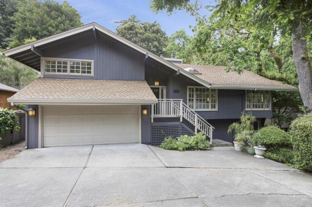 393 Los Cerros Drive, Greenbrae, CA 94904 (#21812535) :: Ben Kinney Real Estate Team