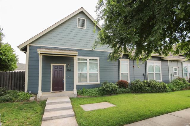 504 E Baker Street, Winters, CA 95694 (#21812675) :: Intero Real Estate Services