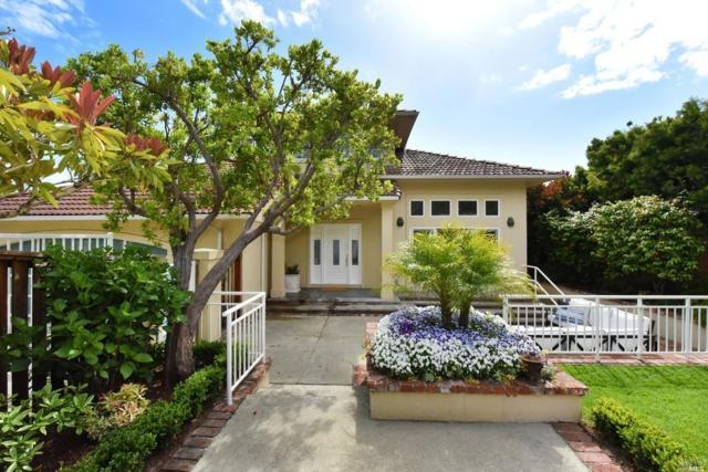 58 Great Circle Drive, Mill Valley, CA 94941 (#21812689) :: Ben Kinney Real Estate Team