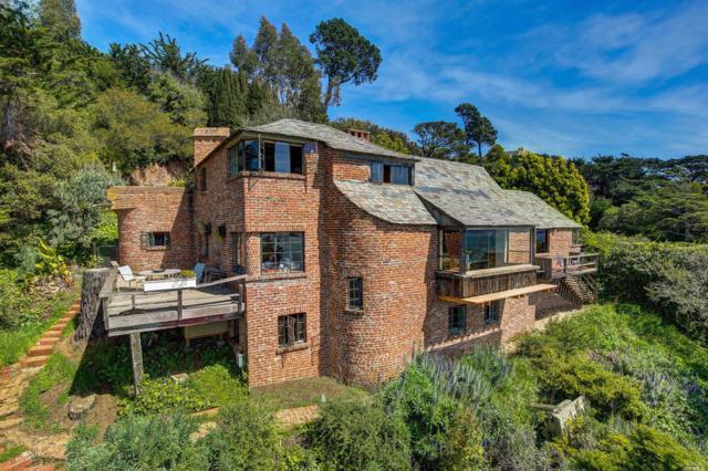 423 Belvedere Avenue, Belvedere, CA 94920 (#21812881) :: Ben Kinney Real Estate Team