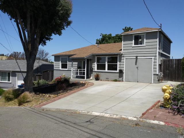 35 La Cruz Avenue, Benicia, CA 94510 (#21812903) :: Rapisarda Real Estate