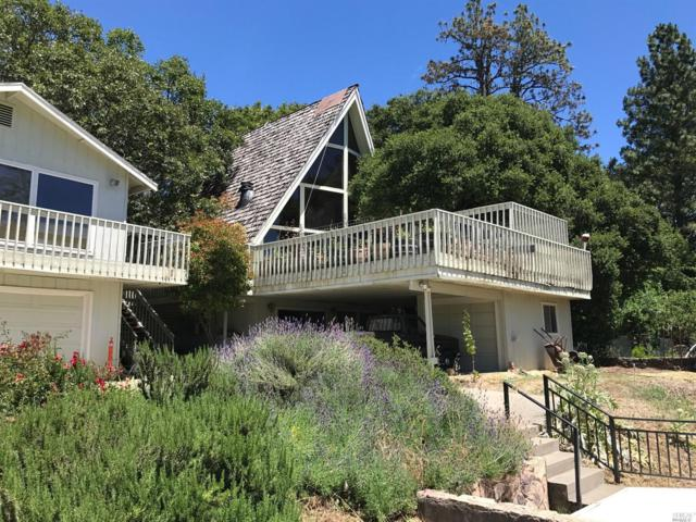 277 Luring Pines Drive, Angwin, CA 94508 (#21813073) :: W Real Estate   Luxury Team