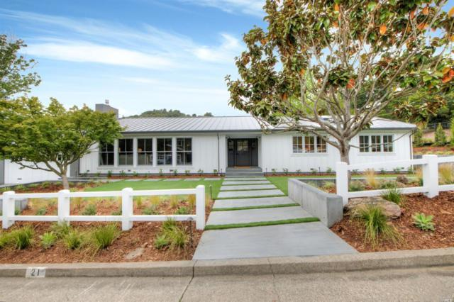 21 Lower Drive, Mill Valley, CA 94941 (#21813336) :: RE/MAX GOLD