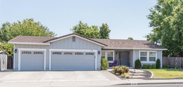 136 Gatehouse Court, Vacaville, CA 95687 (#21813358) :: Rapisarda Real Estate