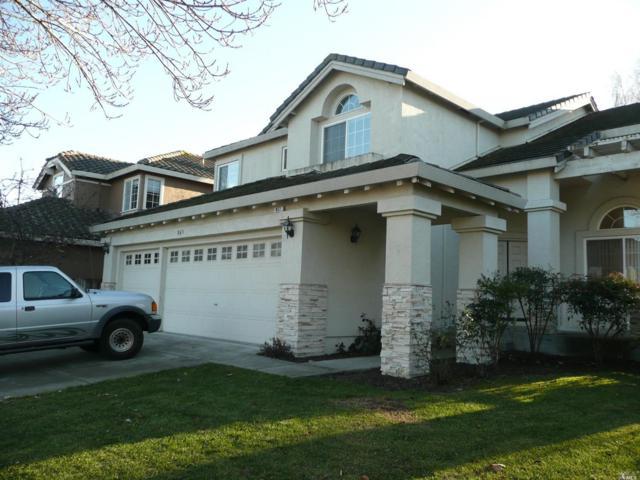 843 Riesling Road, Petaluma, CA 94954 (#21813395) :: RE/MAX GOLD