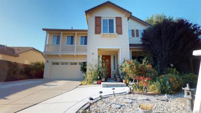 728 Castelli Court, Fairfield, CA 94534 (#21813929) :: Windermere Hulsey & Associates