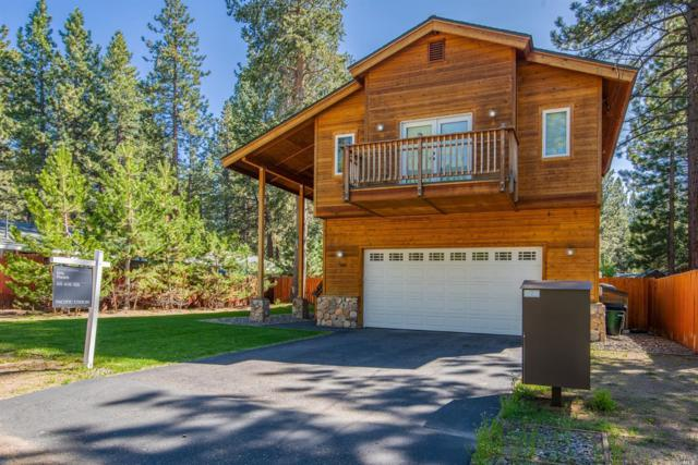 780 Hazel Drive, South Lake Tahoe, CA 96150 (#21814124) :: Ben Kinney Real Estate Team