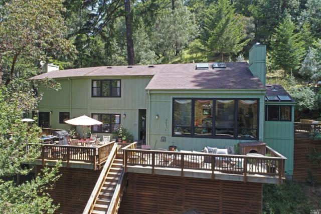6201 Lucas Valley Road, Nicasio, CA 94946 (#21814229) :: Rapisarda Real Estate