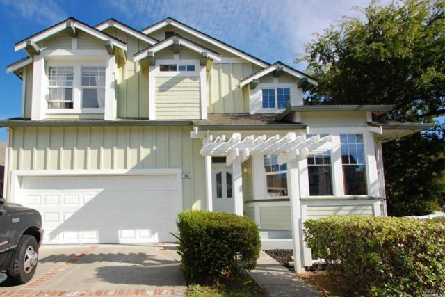 284 Cliff Walk Drive, Vallejo, CA 94591 (#21814481) :: Rapisarda Real Estate