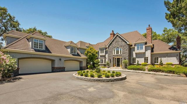 800 Shiloh Canyon, Santa Rosa, CA 95403 (#21814844) :: Rapisarda Real Estate