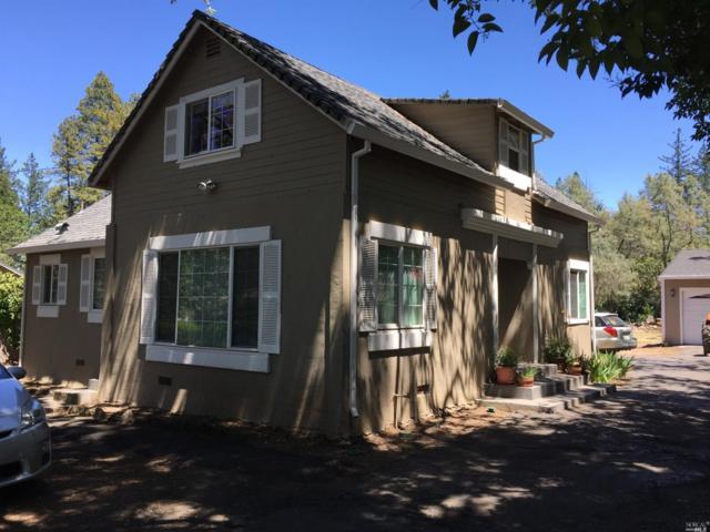 226 Mariposa Drive, Angwin, CA 94508 (#21815036) :: Rapisarda Real Estate